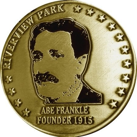 "2nd Chance ""Coin5""  (Abe Frankle)"