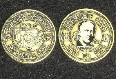 *MOST RECENT COIN*  One Riverview Owners Tribute Coin