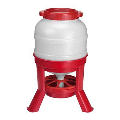 Pluimvee voedertoren 30 liter 00332