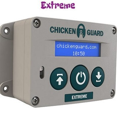 Chickenguard  Extreme batterij 00348