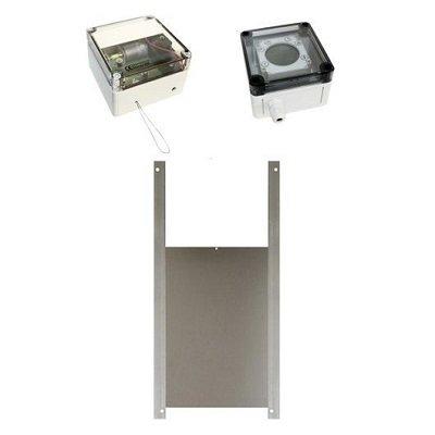 VSB-hokopener op batterij SET MET SCHUIF en TIMER 00358