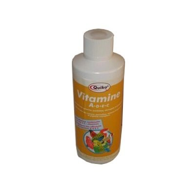 quiko  vitamine A D E C 00372