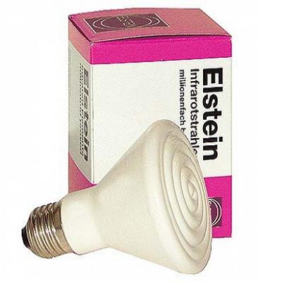 Elstein warmtelamp donkerstraler 150 W 00384