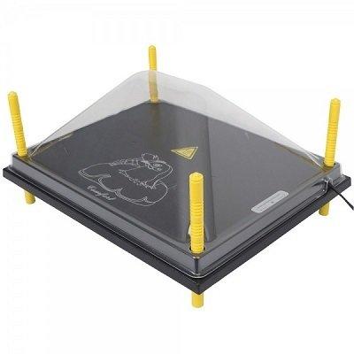 afdekkap warmteplaat XXL - 40 cm x 60 cm 00392