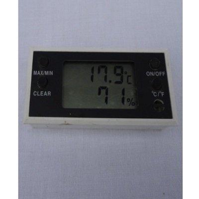 Digitale temperatuur en vochtmeter 00393