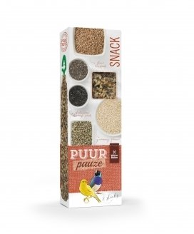 PUUR PAUZE STICKS VOGELS SUPERZADEN