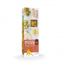 PUUR PAUZE STICKS KANARIE APPEL & PEER