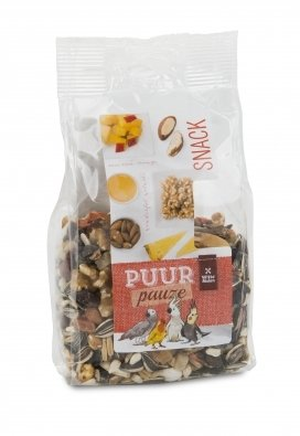 PUUR PAUZE SNACK MIX NOTEN & FRUIT