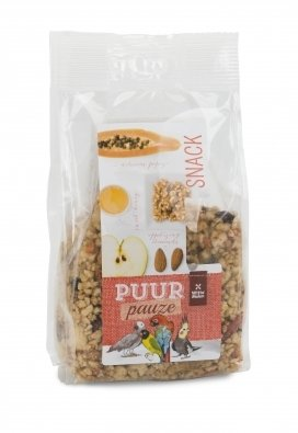 PUUR PAUZE FRUIT- & NOTENCRUMBLE