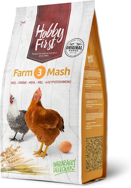 Farm 3 legmeel - 4 kg 01069