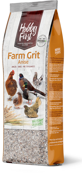 Farm Grit - Calcium 01071