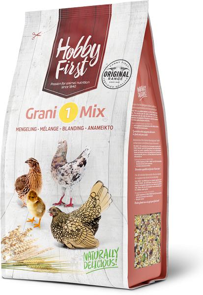 Grani 1 mix , zeer fijne graanmengeling 01074
