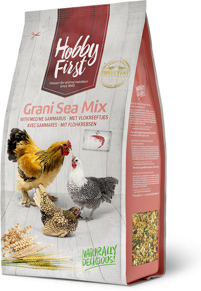 Grani Sea mix ,  Snoepmix met vlokreeftjes 01078