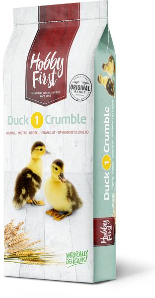 Duck 1 Kuiken kruimel 01093