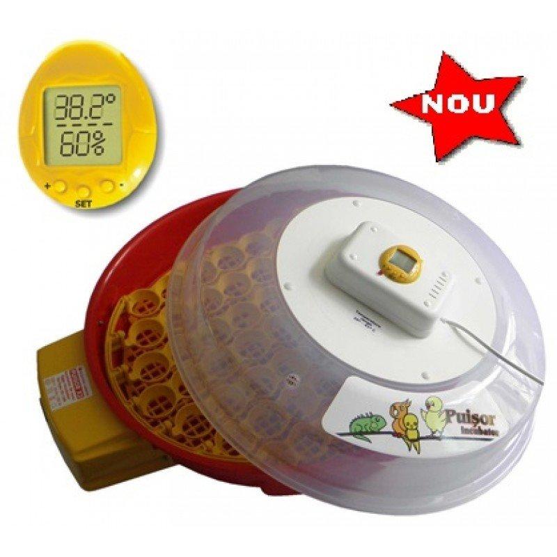 Broedmachine Puisor ++ 51 eierenn AUTOMAAT 01156