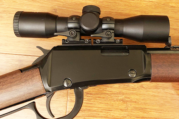 Perfect Adapter™ Optic Mounts for Henry Lever Action Rimfire Rifles by Gun-Guides®