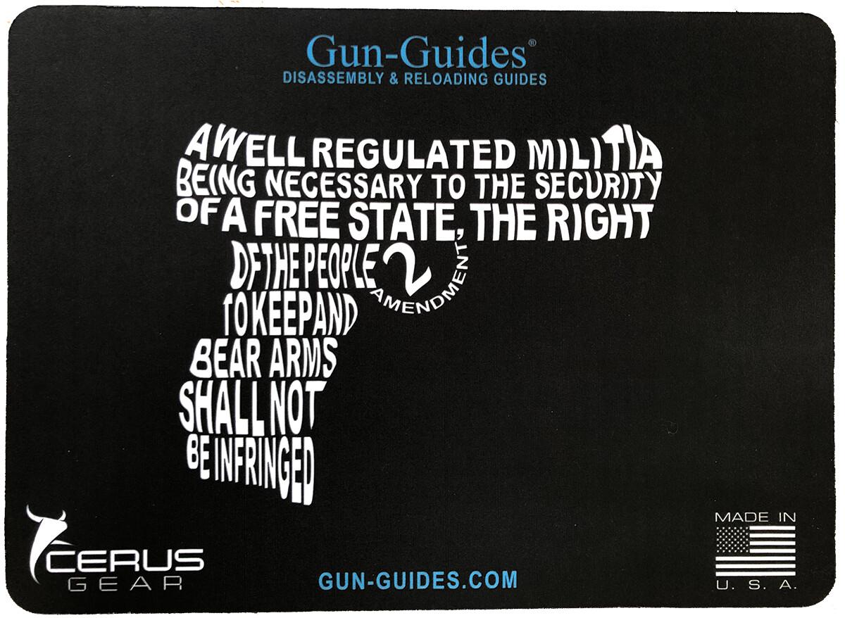 Gun-Guides® Handgun Promats & COMBO DEALS