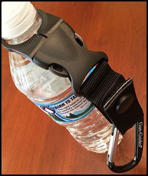 Gun-Guides®  Water Bottle Holder & Carbiner
