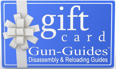 GIFT CARD: (1) Disassembly & Reassembly Guide ($12 Value)