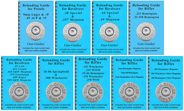 DEALER RELOADING GUIDES (9)