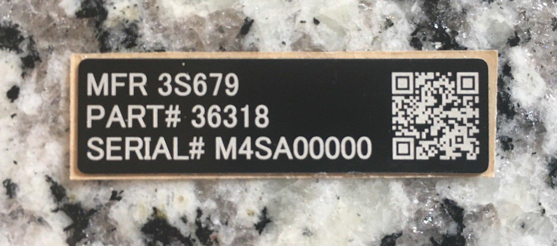 FNH (FN America) M4/M16 UID label