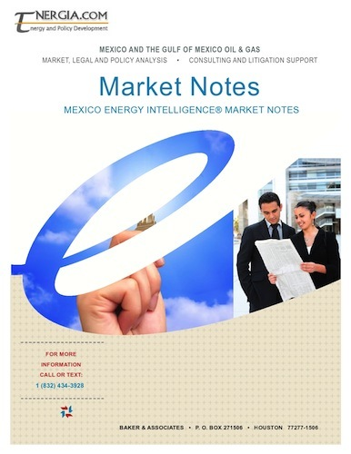 MEI Market Note 171: Pemex's Third Bid Round: Chicontepec