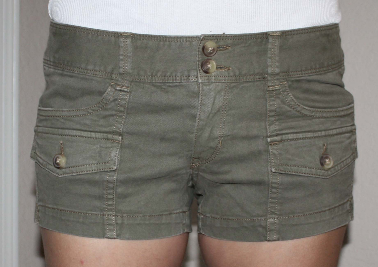 Olive Green (front)