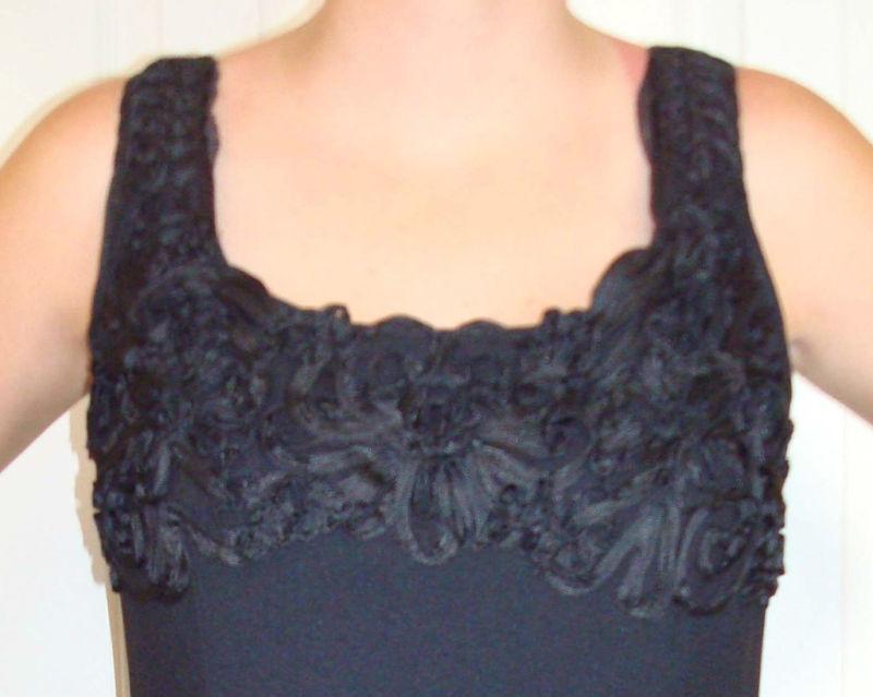 lace stitching