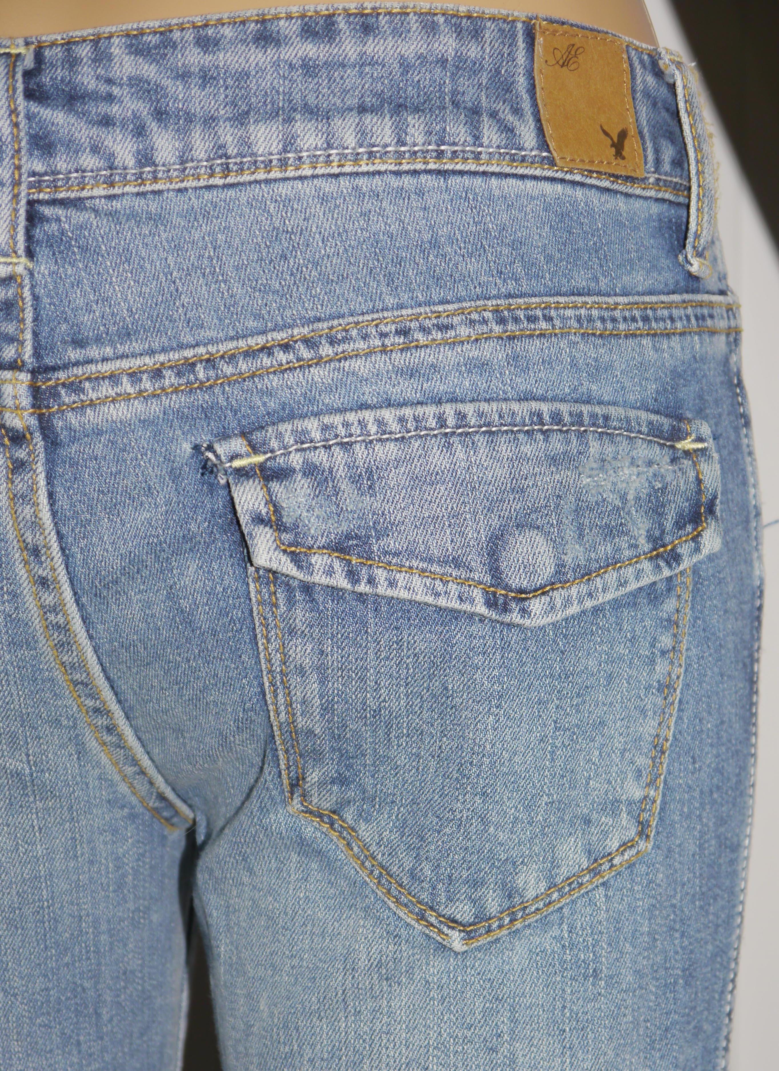 right rear pocket