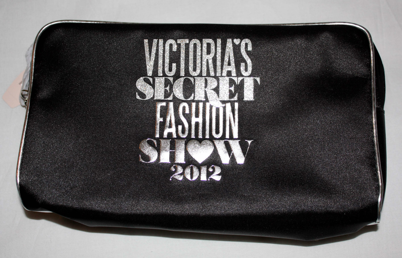 Victoria's Secret FASHION SHOW 2012 Cosmetic Bag
