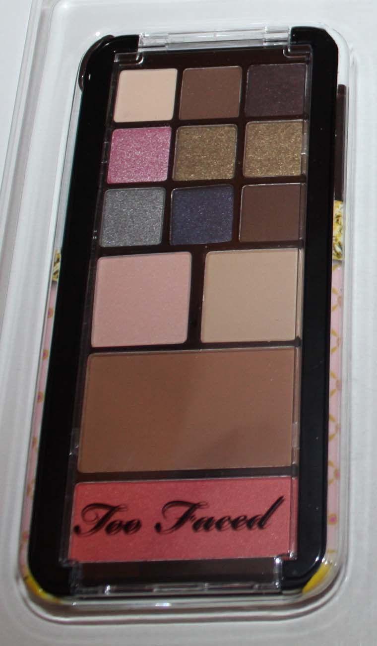 11 Eye Shadows Blush Bronzer