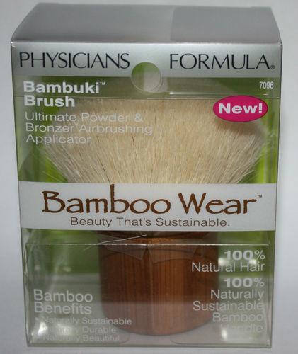 Physicians Formula Bamboo Wear Bambuki Kabuki Brush