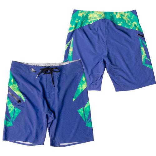 Volcom Men's Stoney Mod Blue 20'' Swim Board Shorts (Several Sizes) 08564