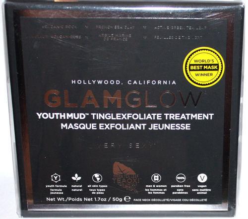 GLAMGLOW Youthmud Tinglexfoliate Mask Treatment, 1.7 oz *Reduced*. 08239