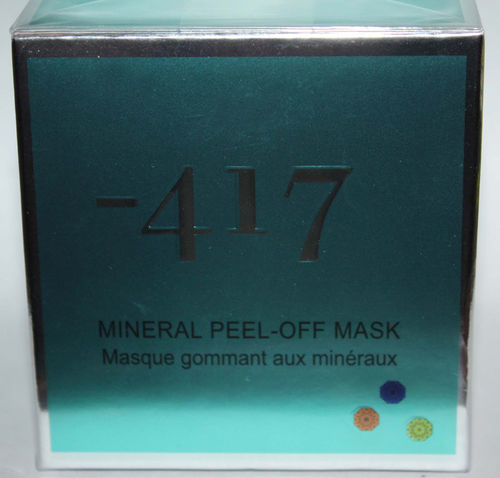 Minus -417 Dead Sea Cosmetics Mineral Peel-Off Mask 1.7 oz 08052