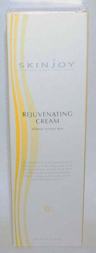 Skinjoy Rejuvenation Face Cream For Normal To Oily Skin 2 oz *Reduced* 07985