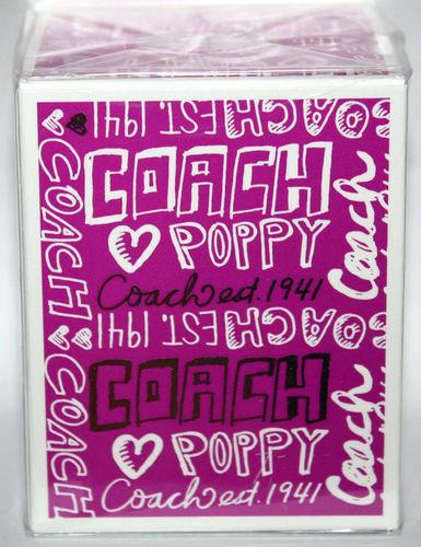 COACH POPPY FLOWER Eau De Parfum Spray (Reduced) 07462