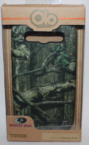 OLO By Case Mate Mossy Oak TOUGH Galaxy S III Hard Shell Protective Phone Case 07313