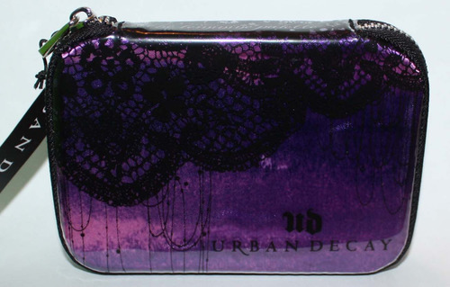 Urban Decay THE FEMININE PALETTE Eye Shadow Palette & Lip Gloss Case 05680