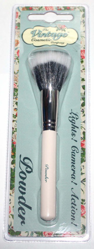 The Vintage Cosmetic Company Powder Brush