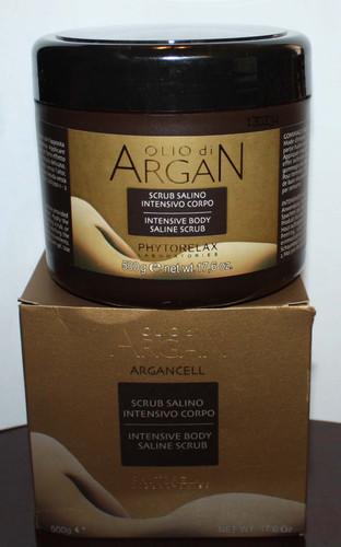 Phytorelax OLIO di ARGAN Intensive Body Saline Scrub 17.6 oz 03354