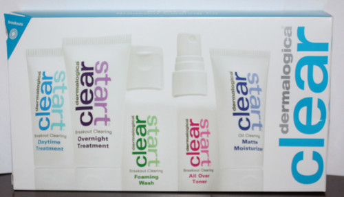 Dermalogica Clear Start Acne Breakout Clearing Kit 03348