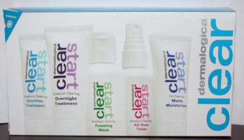 Dermalogica Clear Start Acne Breakout Clearing Kit