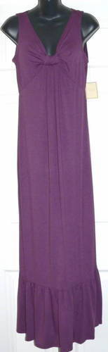 Johnathan Martin Women's Purple Wine Dress (Size 10) *Reduced* 02344