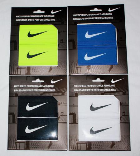 """Nike Adult Unisex Speed Performance 2 ½"""" Armbands (One Size) 02117"""