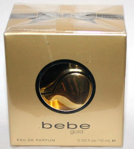 bebe GOLD Women's Eau De Parfum .33 oz
