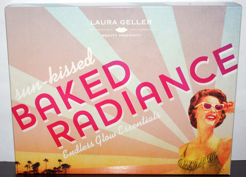 Laura Geller sun-kissed BAKED RADIANCE Endless Glow Essentials Kit *Reduced* 01560