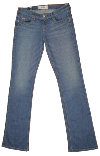 Hollister Women's Junior Boot Cut Denim Jeans (9 Regular)  *Reduced* 01126