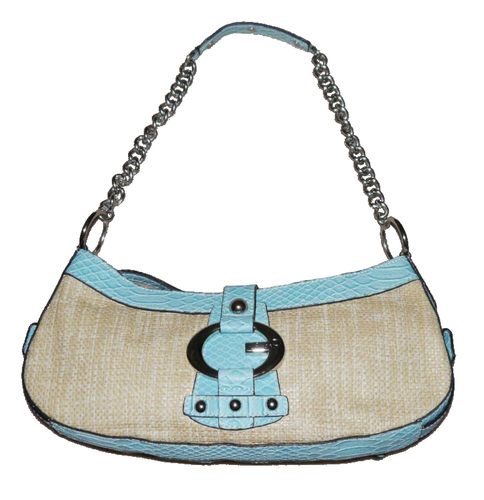 Guess Women's Top Zip Shoulder Bag / Purse *Reduced* 00962
