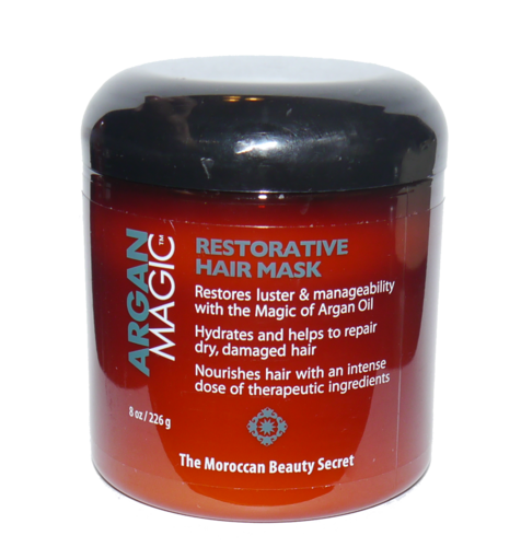 ARGAN MAGIC Restorative Hair Mask 8 fl oz